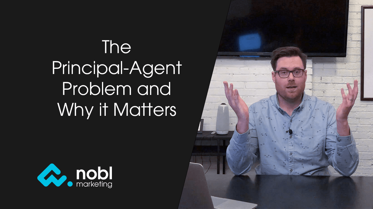 The Principal-Agent Problem and Why it Matters