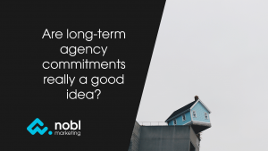 Are long-term agency commitments really a good idea?